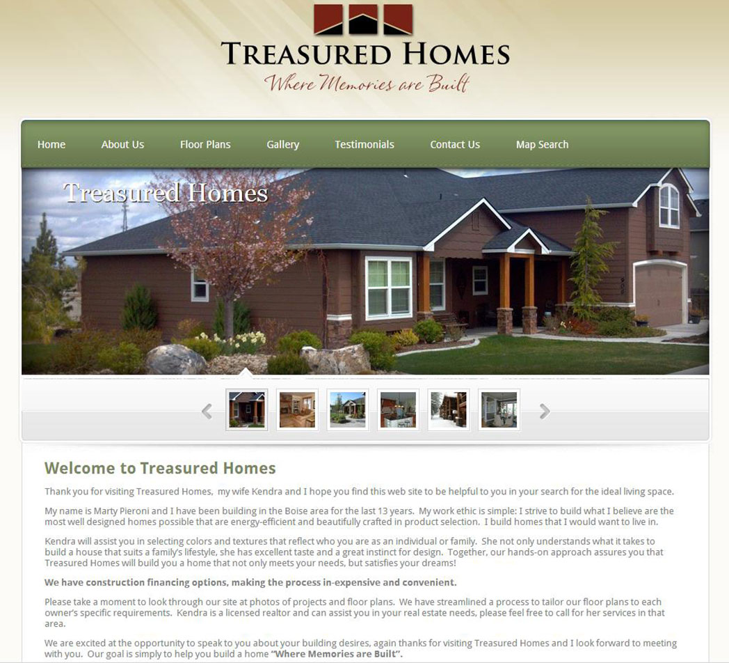 Treasured Homes
